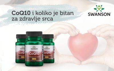Mislite na svoje srce: Otkrijte kardio tajne CoQ10